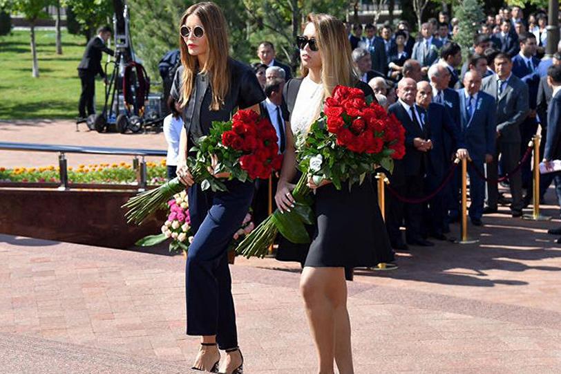 Внучка покойного президента Каримова покинула Узбекистан, а у сайта, посвященного её деду, оказалась «короткая память»