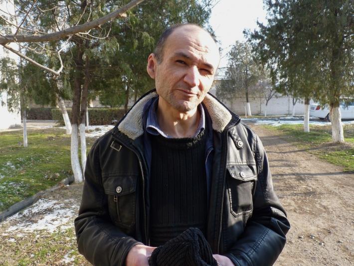 Джамшид Каримов, 2011 год